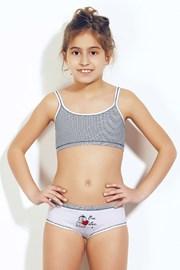 Dievčenský komplet top a nohavičky Bimba 372v3