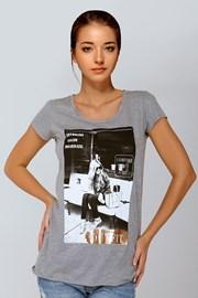 Dámske tričko Jadea 4536 v2 s modalom