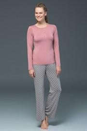 Dámske pyžamo Rose – modal