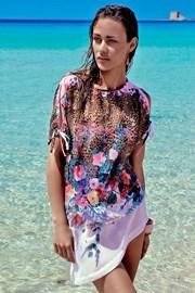Dámske luxusné plážové šaty Lina