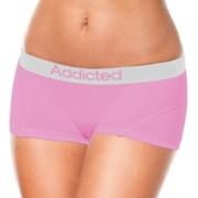 Boxerky Addicted ružové