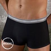 Pánske boxerky AU127 čierne