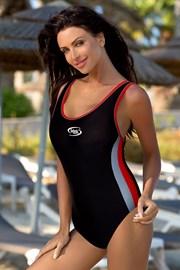 Dámske športové jednodielne plavky Alex 02