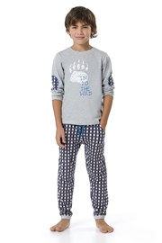 Chlapčenské pyžamo Bear Trace