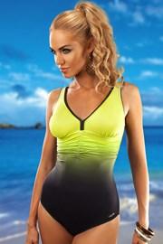 Dámske jednodielne plavky Belize Lemon