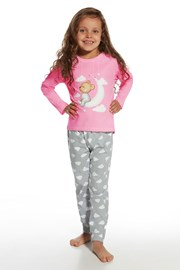 Dievčenské pyžamo Clouds