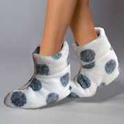 Hrejivé papuče Darcy White