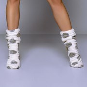 Hrejivé ponožky Darcy White