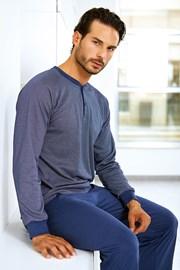 Pánsky bavlnený komplet Valentino - tričko, nohavice