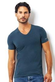 Pánske talianske tričko Enrico Coveri ET1501 Avio bavlnené