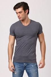Pánske tričko Enrico Coveri 1505 Grey