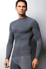 Bezšvové pánske tričko Termo active - rýchloschnúce