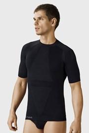 Antibakteriálne bezšvové pánske tričko - strieborné vlákno