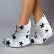 Hrejivé papuče Onyx stars