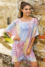 Dámske letné šaty Francesca bavlnené z kolekcie Iconique