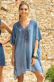 Dámske letné šaty Matilde bavlnené z kolekcie Iconique