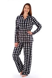 Dámske hrejivé pyžamo Jodie Black