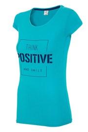 Dámske športové tričko Positive