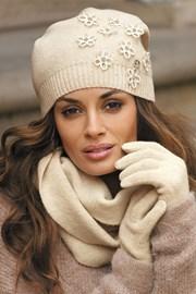 Dámska čiapka Marianella Beige