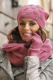 Dámska čiapka Marianella Pink