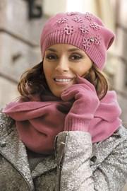 Dámske rukavice Marianella Pink
