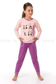 Dievčenské pyžamo Miau