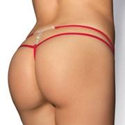 Luxusné tangá MyBijou red
