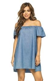 Plážové letné šaty Jeans z kolekcie Phax