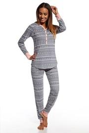Dámske bavlnené pyžamo Stars