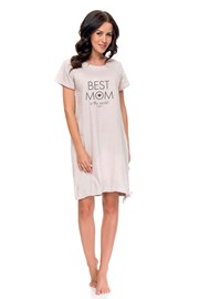 Dámska nočná košeľa Best Mom