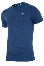 Pánske fitness tričko Navy