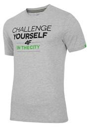 Pánske bavlnené tričko Challenge