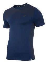 Pánske športové tričko Thermo dry Navy