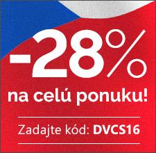 Sleva 28 %