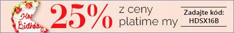 Sleva 25 %