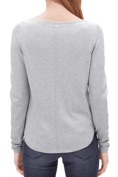 Dámsky jednofarebný sveter s.Oliver