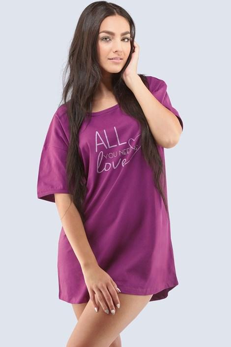 Dámska nočná košeľa Love