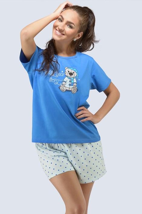 Dámske pyžamo Teddy Blue