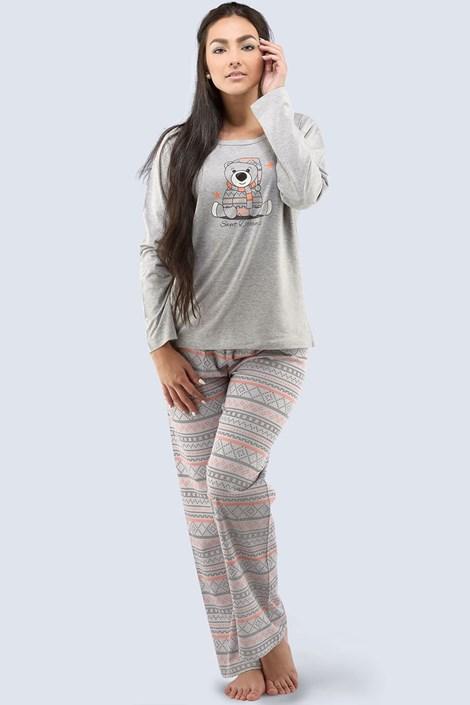 Dámske pyžamo Sweet Dream Grey
