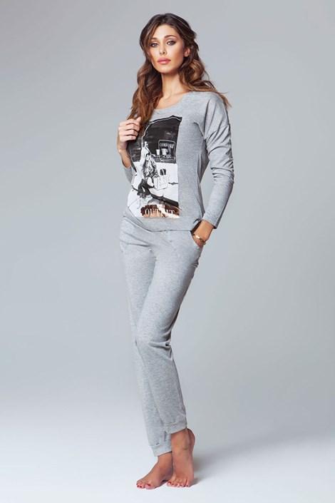 Dámske talianske pyžamo Sara