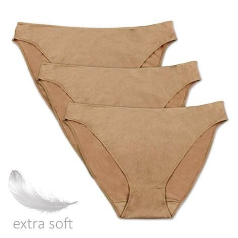 Nohavičky 3 pack z mikrovlákna jemné