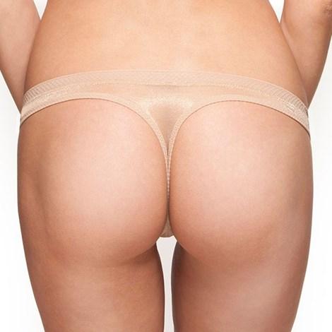 Tangá Gossard Glossies Nude