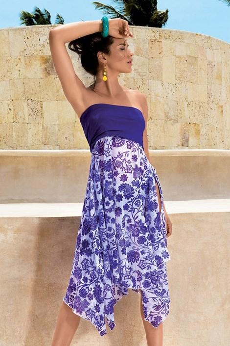 Dámske luxusné plážové šaty Stella