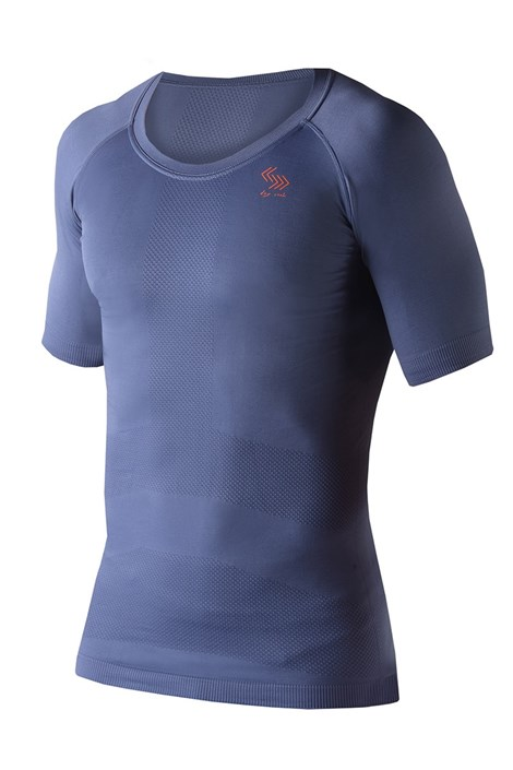 Pánske bezšvové funkčné tričko