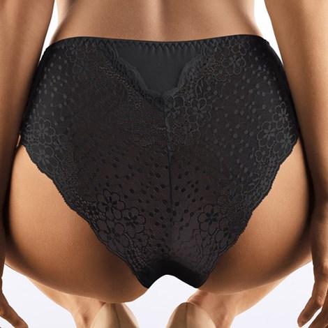 Nohavičky BL057 so zvýšeným pásom