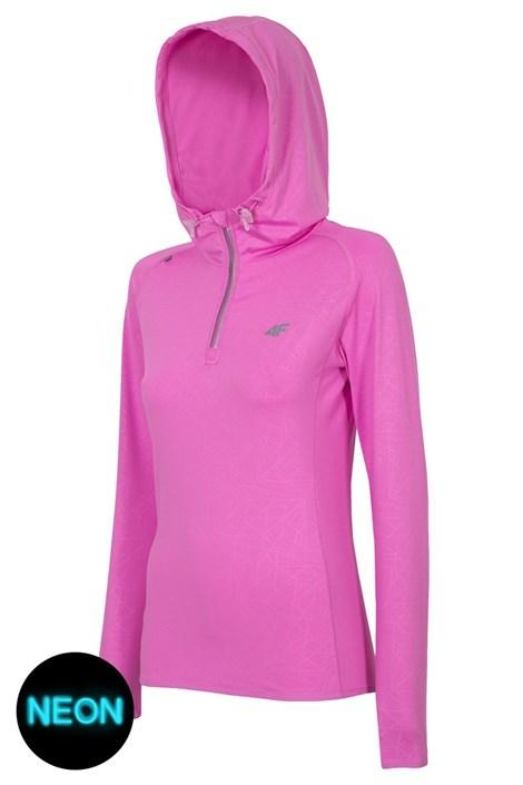 Dámska športová mikina 4f Pink