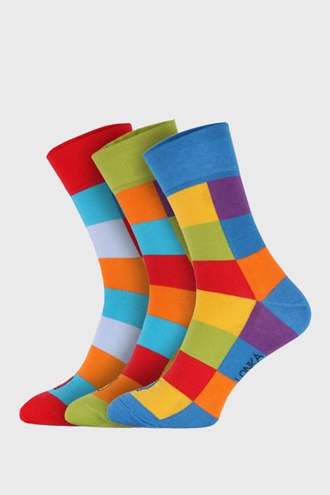 3pack ponožiek Decube Mix A