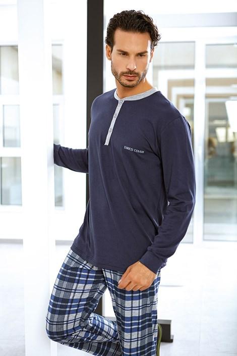 Pánsky bavlnený komplet Flavio - tričko, nohavice