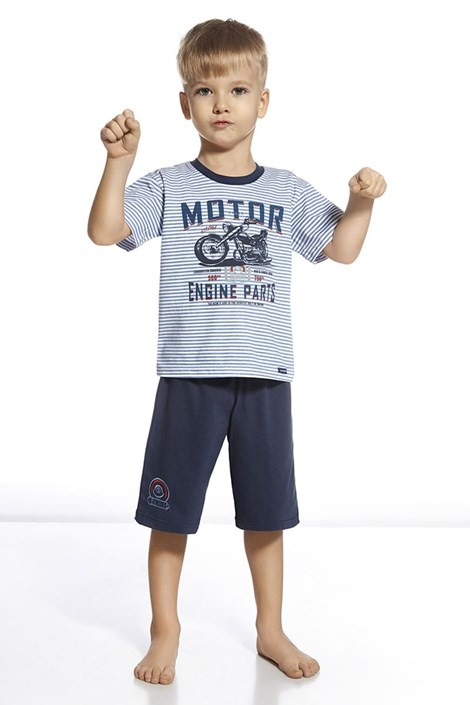 Chlapčenské pyžamo Motor