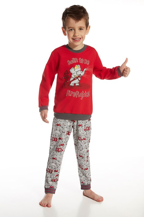 Chlapčenské pyžamo Firefighter II